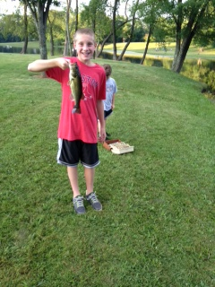 CT DEEP Youth Fishing Program