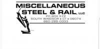 Miscellinous Steel & Rail