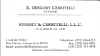 Knight &Cerritelli, L.L.C