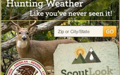 Bassmaster And ScoutLook Release Free Fishing Weather App For iPhone And Android