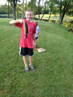 CT DEEP Youth Fishing Program