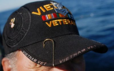 Fishing to help veterans heal