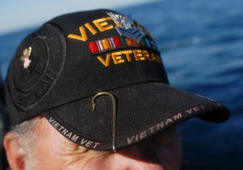 Fishing to help veterans heal