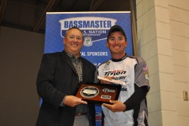 Paul Mueller is heading to the BASS Master Classic!
