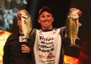 B.A.S.S. Nation champion sets one day Classic record