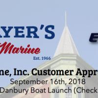 Thayer's Marine, Inc. Open – 2018