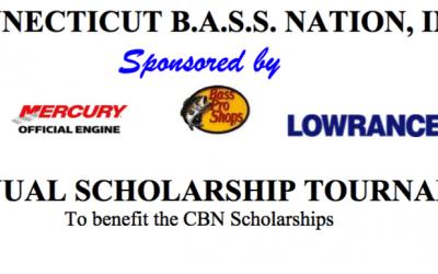 CTBASS – 15th ANNUAL SCHOLARSHIP TOURNAMENT